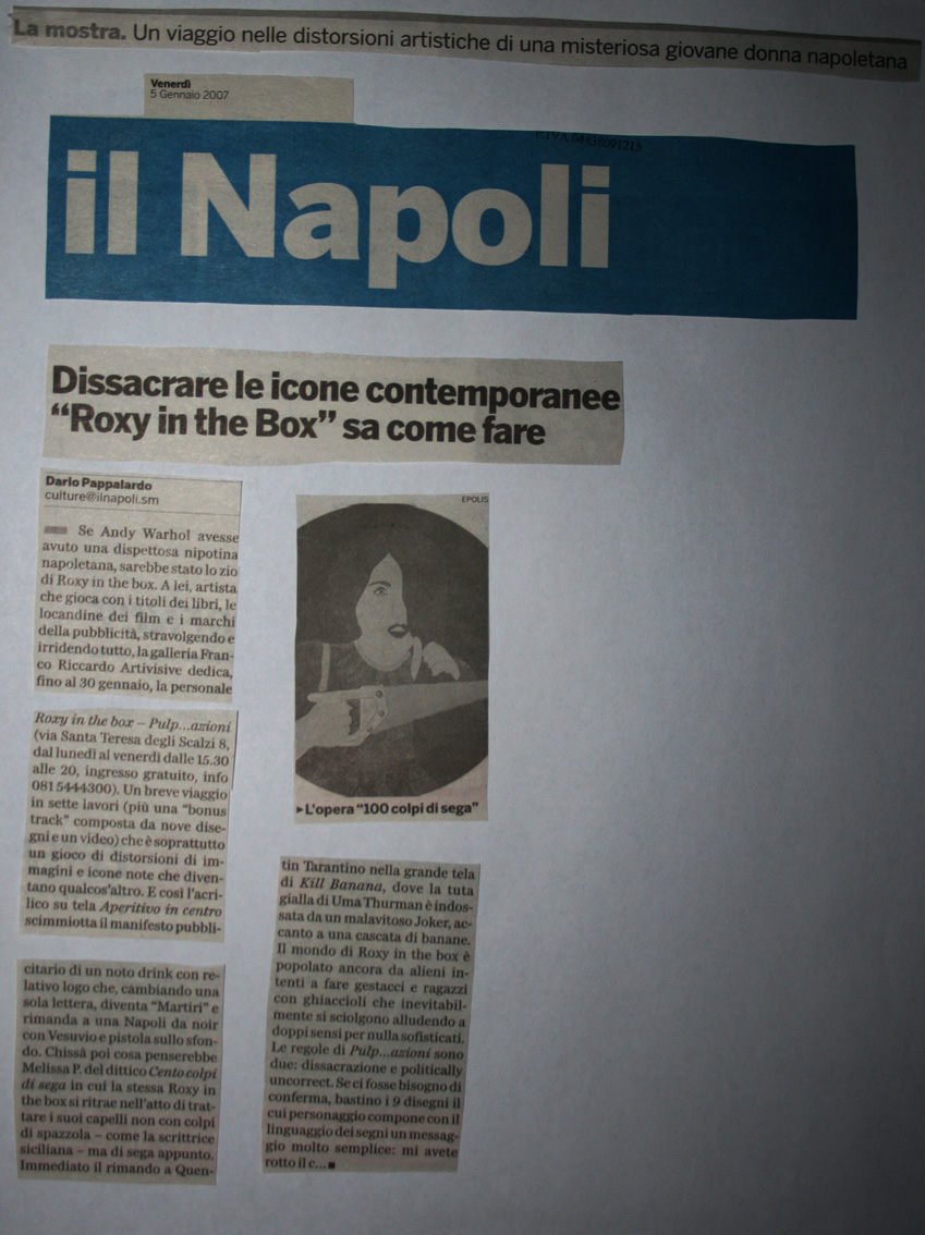 il Napoli, 5 gennaio 2007