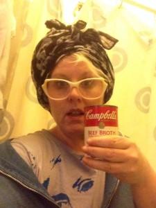 Warhol sì, Warhol no