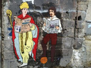 """Mission Possible """"San Gennaro"""" e """"Caravaggio"""""""