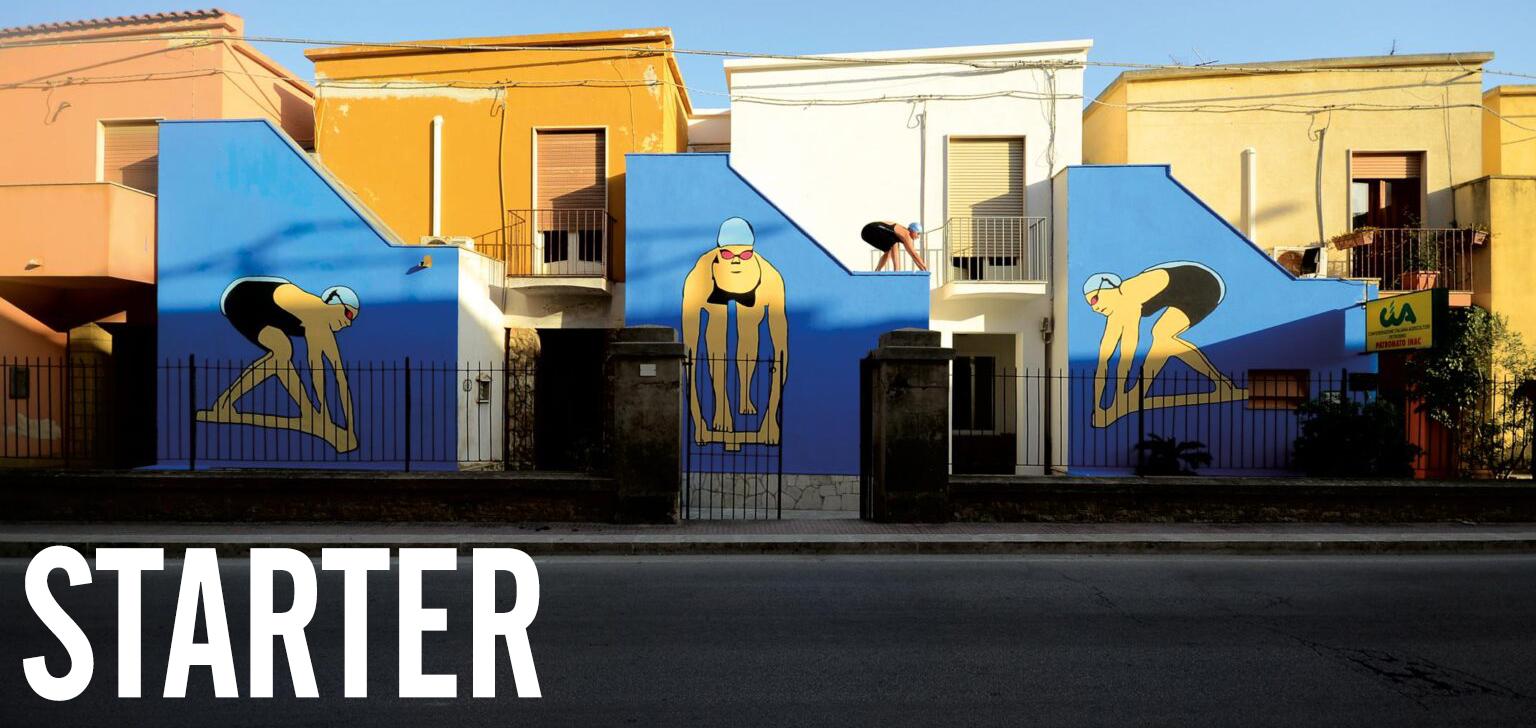Starter - Roxy in the Box - Street Art