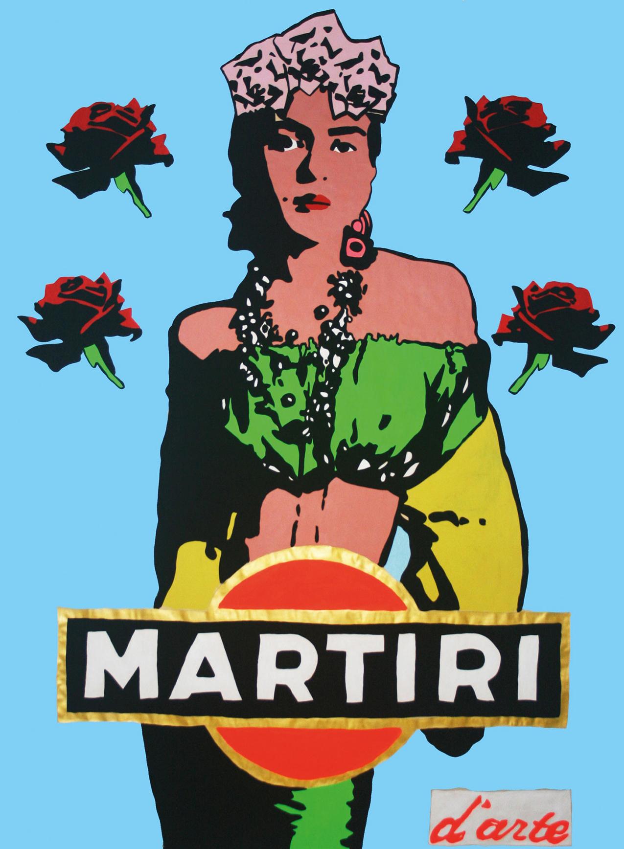 Art Market - Roxy in the Box - Frida Kahlo