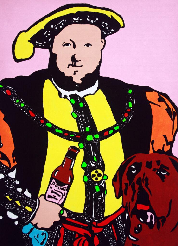 Enrico VIII per Kibirr - Roxy in the Box