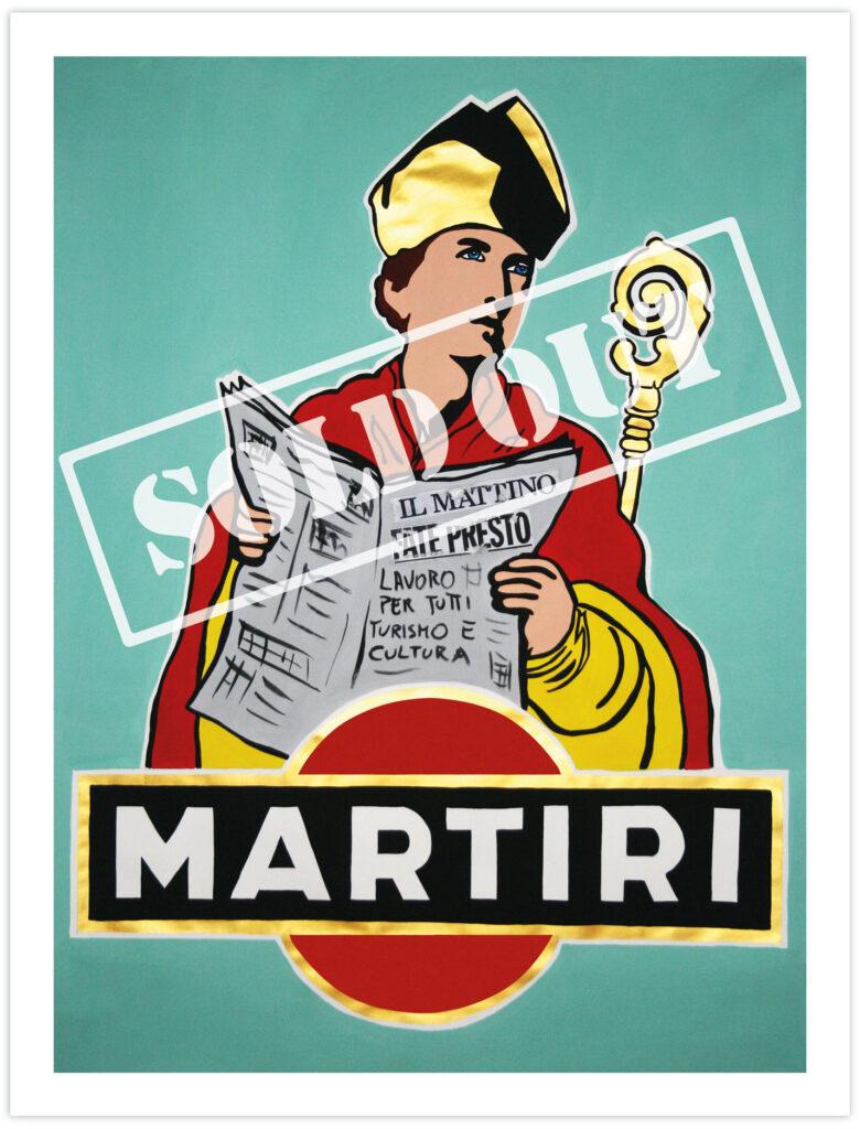 A Martyr to Drink - Il Mattino (San Gennaro) 2017