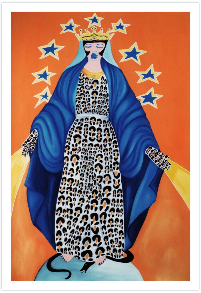 The Madonna Mmaculata 2018