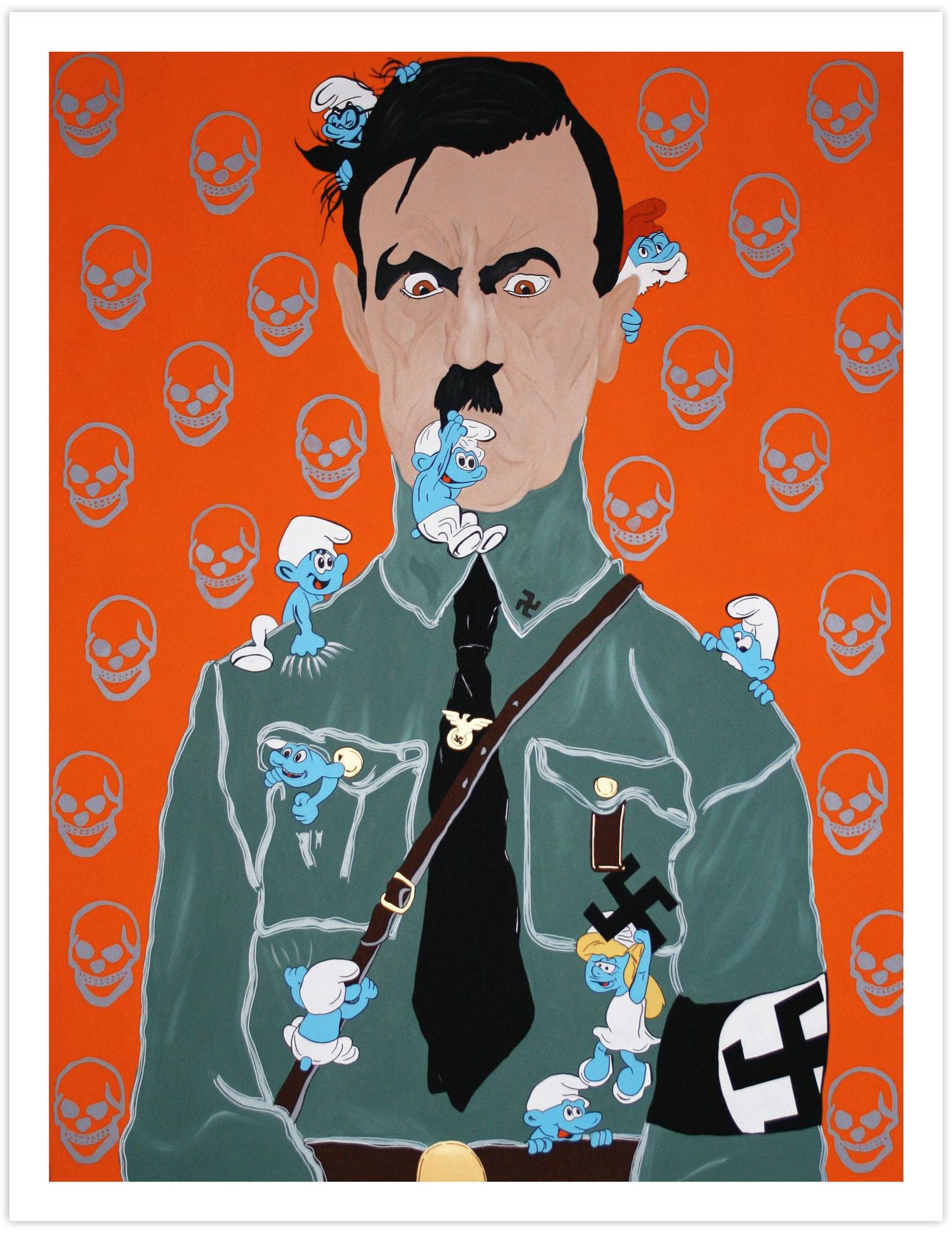 Rinconografia (Adolf Hitler) 2018