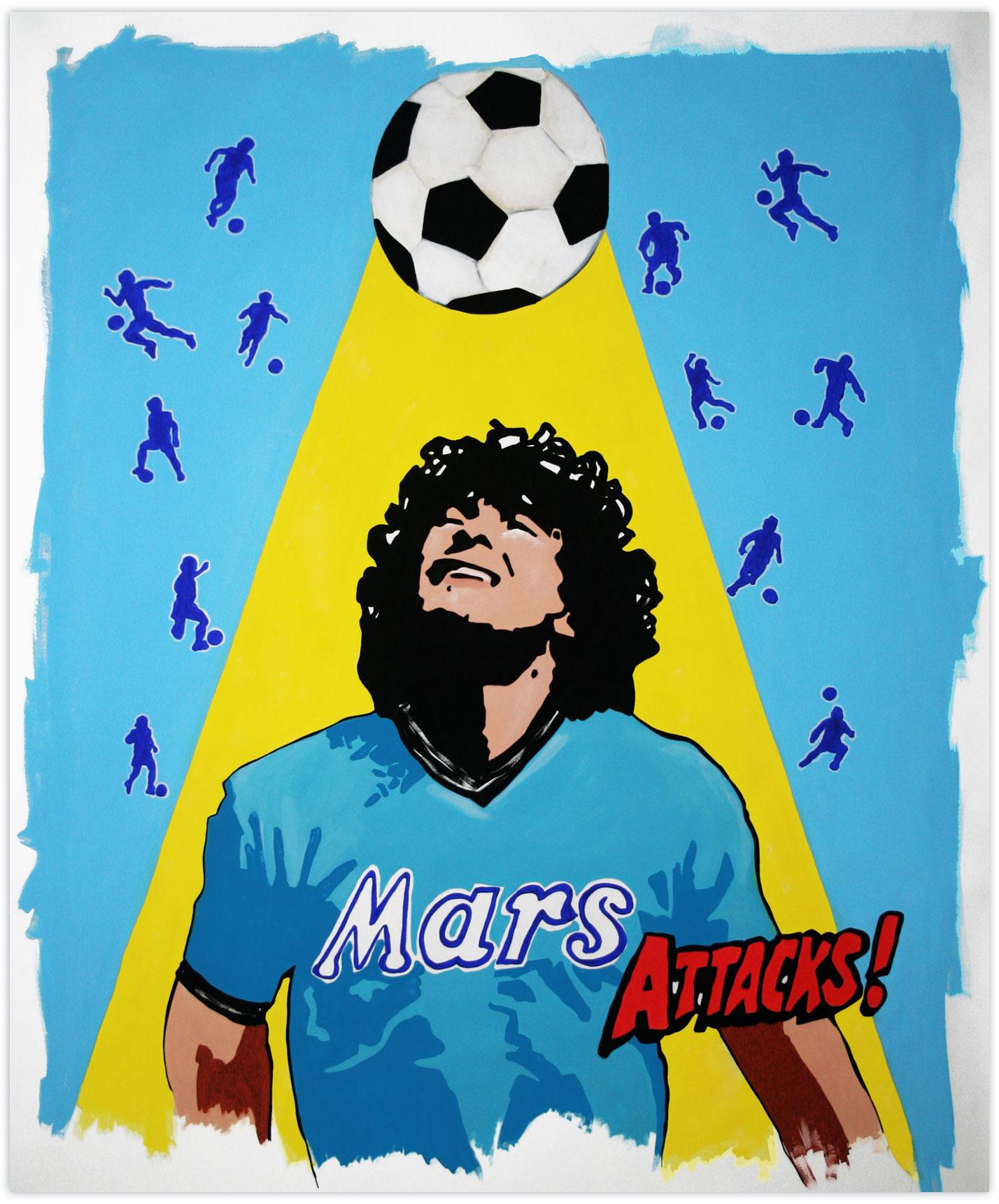 Dance With Me (Maradona) 2019