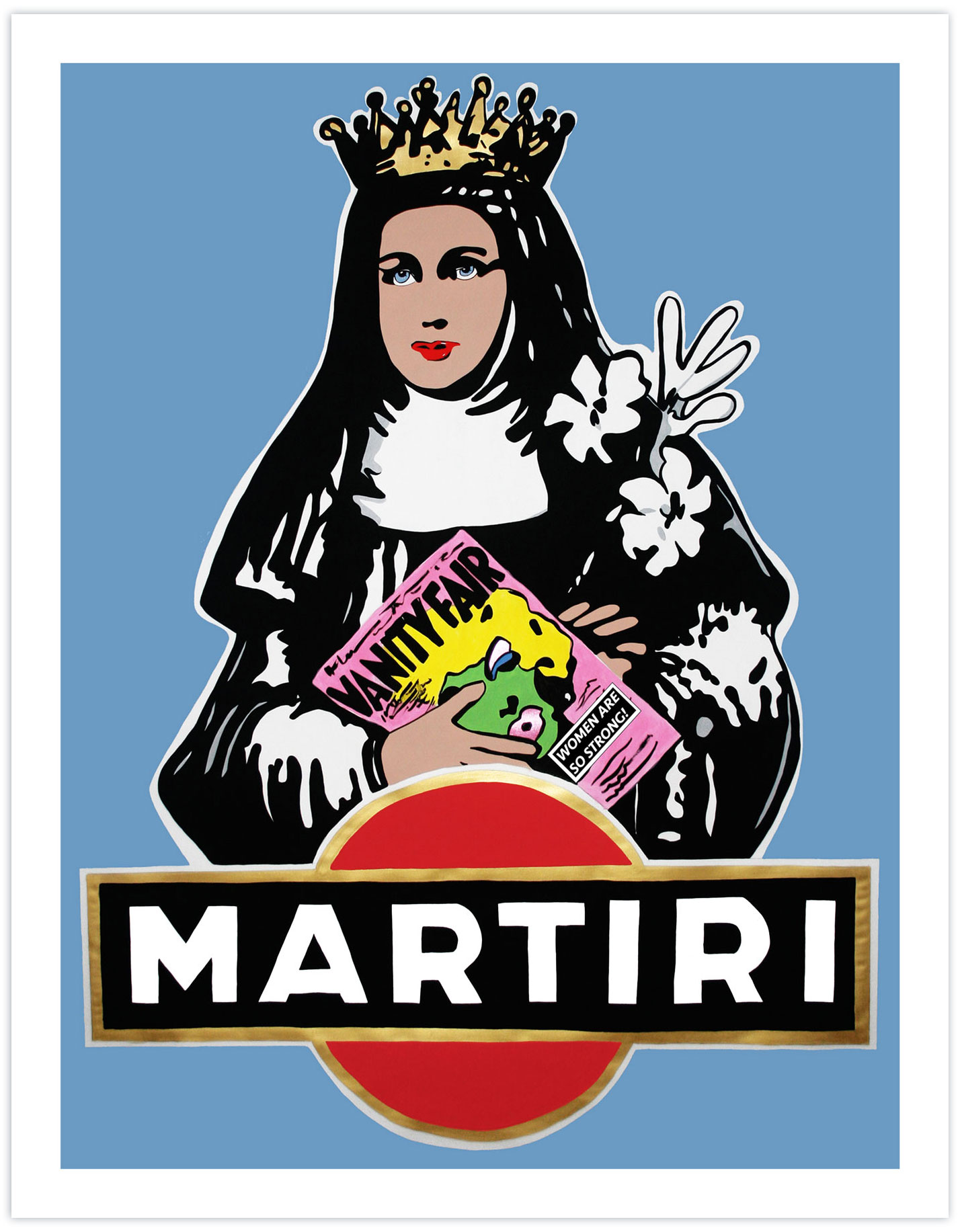A Martyr to Drink (Saint Patricia) 2019