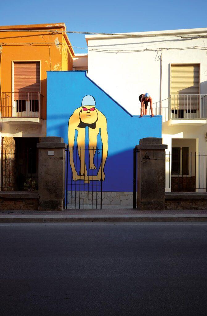 Starter premio Art's Oasis Petrosino (Trapani) Human wall (2016)