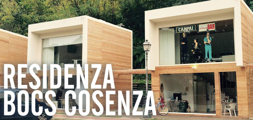 Residenza Bocs Cosenza 2015 - Roxy in the Box