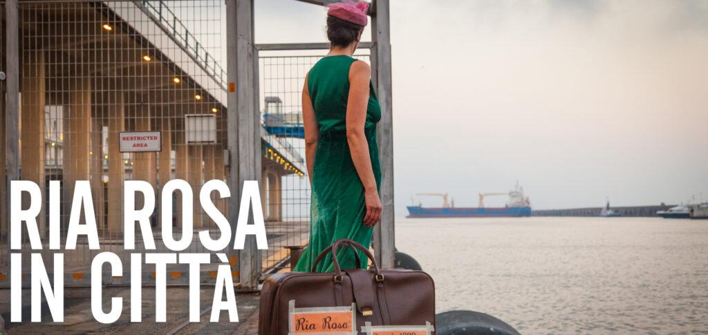 Ria Rosa - Roxy in the Box - 2016