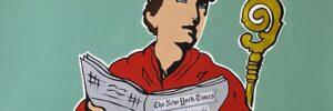 San Gennaro - Un Martire da Bere - The New York times edition - Roxy in the Box