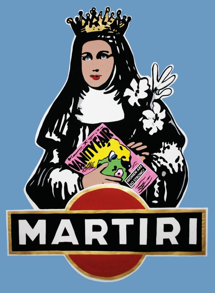 Roxy in the Box - Una martire da bere - Santa Patrizia