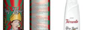"""Stay Liquid"" - Natural effervescent (Saint Gennaro) - Roxy in the Box for Ferrarelle"