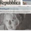 LA REPUBBLICA - CON L'ARTE RACCONTO PERSONE E LUOGHI (Roxy in the Box)