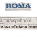 ROMA - CHE FORZA NELL'UNIVERSO FEMMINILE (Roxy in the Box)