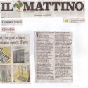 IL MATTINO - CAPRI, I NEGOZI CHIUSI DIVENTANO OPERE D'ARTE (Roxy in the Box)
