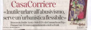 CORRIERE DELLA SERA - RE-STart L'ITALIA DIGITALE (Roxy in the Box)