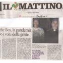 IL MATTINO - ROXY IN THE BOX, LA PANDEMIA ATTRAVERSO I VOLTI DELLA GENTE