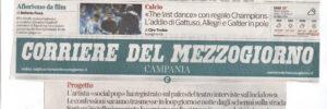 CORRIERE DELLA SERA - VIDEO-RACCONTI PANDEMICI ROXY IN THE BOX AL BELLINI