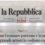 LA REPUBBLICA – SAN GENNARO PATRONO E ICONA I GRANDI ARTISTI LO VEDONO COSI